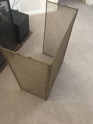 Antique metal screen for Sale in Los Angeles, CA