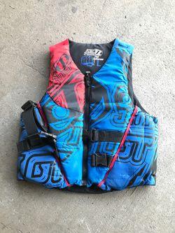 Men's life vest large Thumbnail