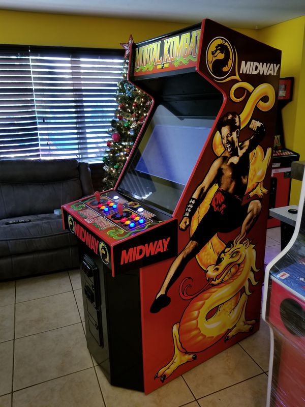 mortal kombat arcade for sale in boynton beach fl offerup