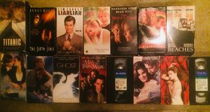 Classic VHS collection for Sale in San Antonio, TX