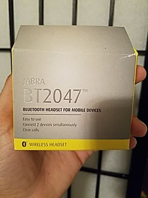 Jabra Bluetooth ear piece for Sale in Manassas, VA