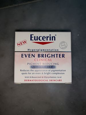 From Europe Eucerin Even Brighter Hyperpigmentation Cream for Sale in San Francisco, CA