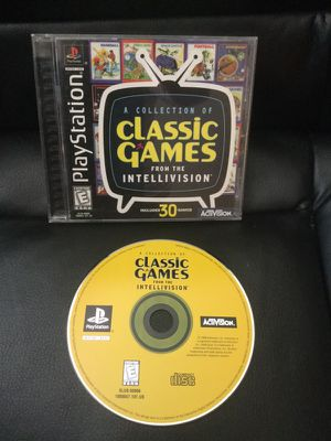 Collection of Classic Games * Playstation Game 😎🎮 includes 30 Games on CD disk for Sale in Alexandria, VA