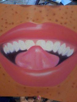Oil pastel art (original) Thumbnail