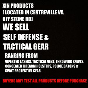 [XIN] TACTICAL, SURVIVAL & SELF DEFENSE GEAR for Sale in Centreville, VA