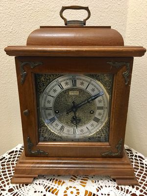 Hamilton mantle chime key wind clock for Sale in Mount Dora, FL
