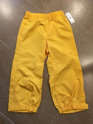 Toddler Rain Pants - Tags on, new, 3T for Sale in Falls Church, VA