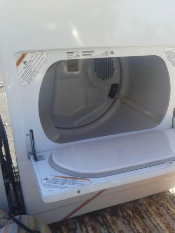 Kenmore Large Capacity Auto Moisture Sensing Dryer Liances In Fairfield Ca Offerup