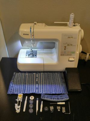 Janome Made Kenmore 40 Stitch Portable Freearm Sewing Machine For Extraordinary Kenmore 28 Sewing Machine
