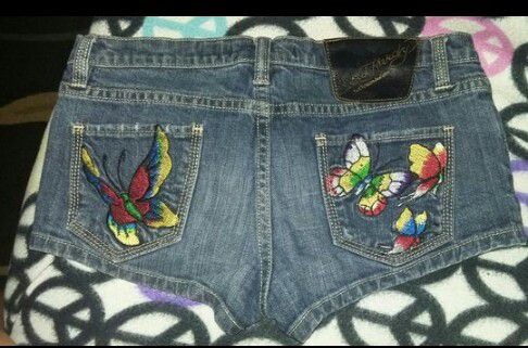 Ed Hardy Ladies Size 26 Shorts For Sale In Arlington Tx Offerup