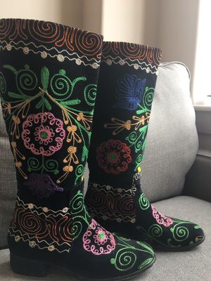 Gorgeous Turkey boots for Sale in Baltimore, MD