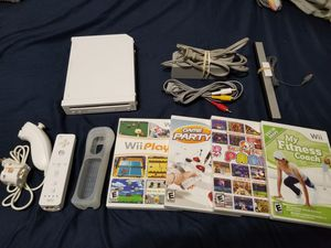Ninteneo wii and games for Sale in Federal Way, WA