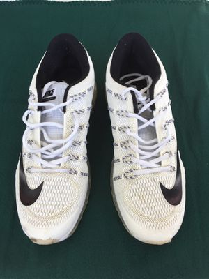 066ded650a ... cheap nike airmax 2016 running shoes white sz 11 for sale in raleigh nc  ae158 a4718