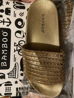 Bamboo Sandals Thumbnail