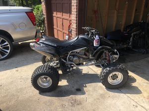 Trx 450r for Sale in Capitol Heights, MD