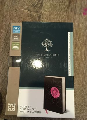 NIV student bible for Sale in Baltimore, MD