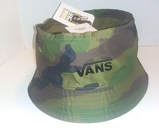 """Vans Bucket Hat """"Brand New"""""""