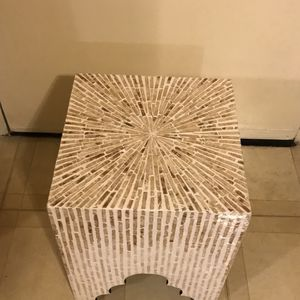 """20"""" handcrafted mosaic table new click on my profile picture on this page to check out my other listings message me if you interested for Sale in Gaithersburg, MD"""