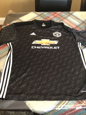 MAN U PAUL POGBA JERSEY (SIZE 3X) RUNS SMALL for Sale in Sterling, VA