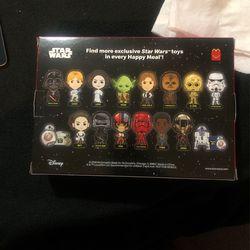 McDonald's Star Wars Darkside Saugus collection Thumbnail