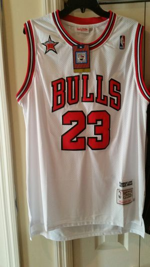 Jordan NBA THROWBACK Basketball jersey for Sale in Fort Lauderdale 8a88a21c6