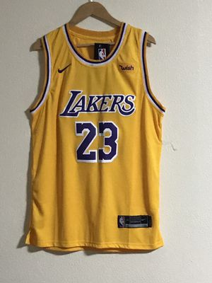 low priced 8698d da4d7 New and Used Lakers jersey for Sale in McDonough, GA - OfferUp