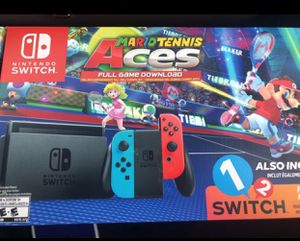 Nintendo Switch (1-2 Switch) for Sale in Chantilly, VA