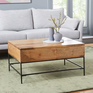 West Elm Storage Pop Up Coffee Table For In San Francisco Ca