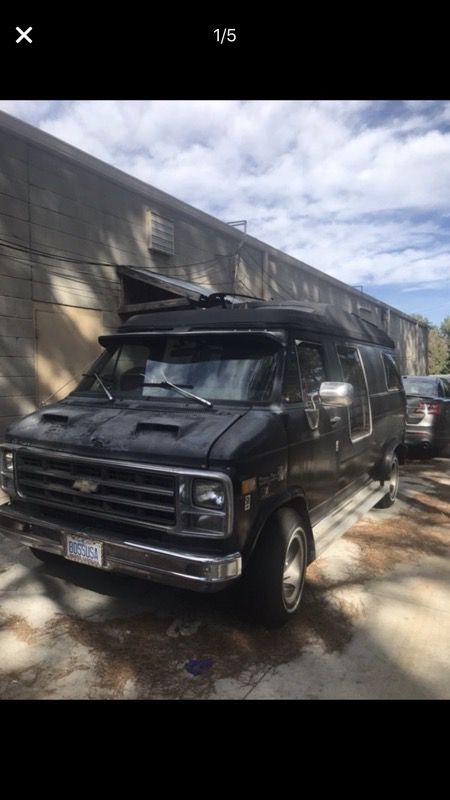 79 G20 Sleeper Van For Sale In Charlotte NC