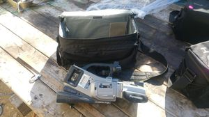 Panasonic AG-180 Pro Line VHS Reporter Camcorder for Sale in Silver Spring, MD