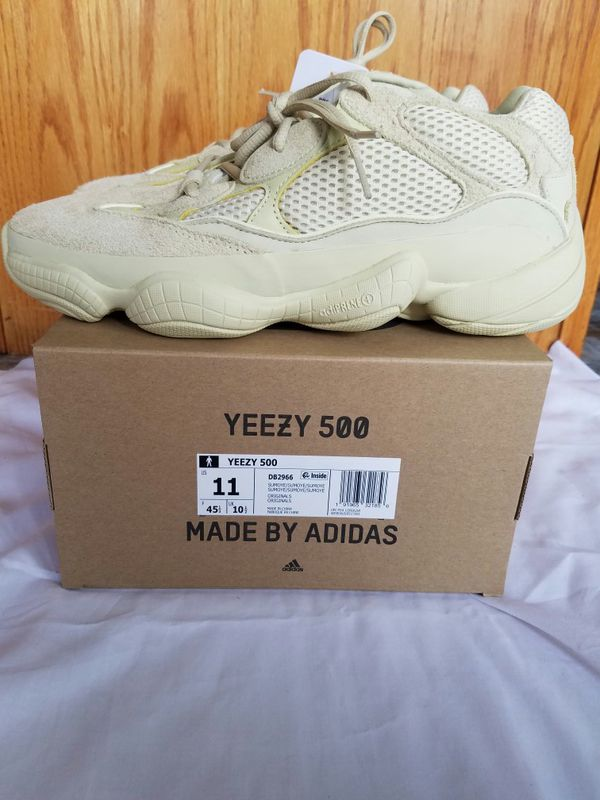 6f0e8010a4c28 Yeezy 500 supermoon size 11 (Clothing   Shoes) in Indianapolis