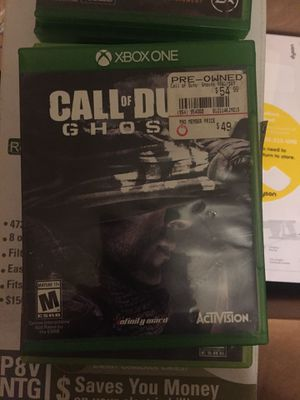 Xbox 1 Call of Duty for Sale in Portland, OR