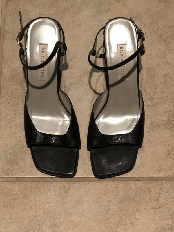 08bb938708234c Ann Marino Black Sandals for Sale in Irvine