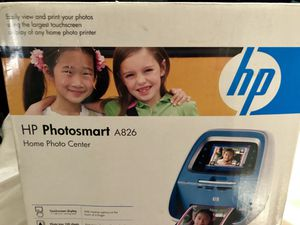 HP Photosmart A826 home photo center for Sale in Saint Charles, MO