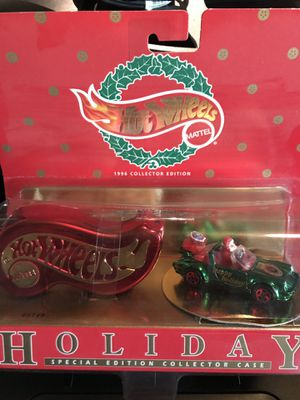 Hot Wheels 1996 Holiday Collectable for Sale in Scottsdale, AZ