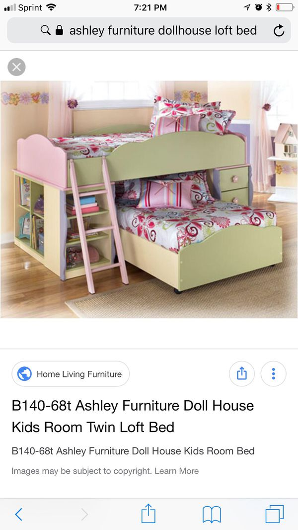 Ashley Furniture Doll House Loft Bed For Sale In Lexington Ky Offerup
