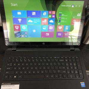 Hp laptop touchscreen for Sale in Detroit, MI