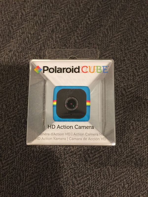 0d33cad9a8 Brand new Polaroid cube HD 1080p lifestyle action video camera for ...