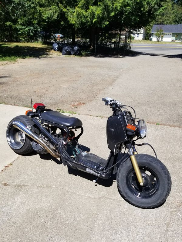 Custom GY6 Honda Ruckus for Sale in Lacey, WA - OfferUp