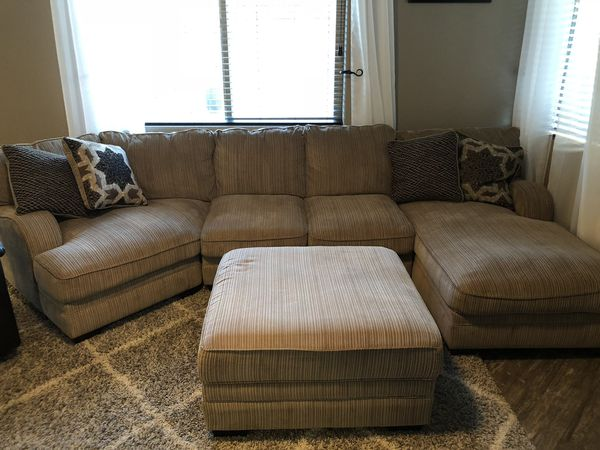 Ashley Furniture Couch And Ottoman For Sale In Albuquerque Nm Offerup