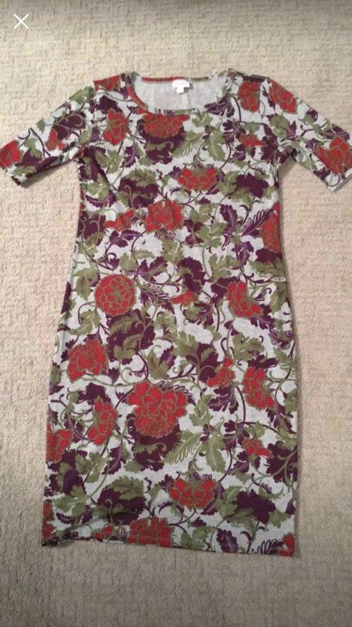 Julia luluroe dress tags attached sz l for Sale in San Tan Valley, AZ -  OfferUp