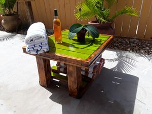 Custom built pool and patio table for Sale in Miami, FL