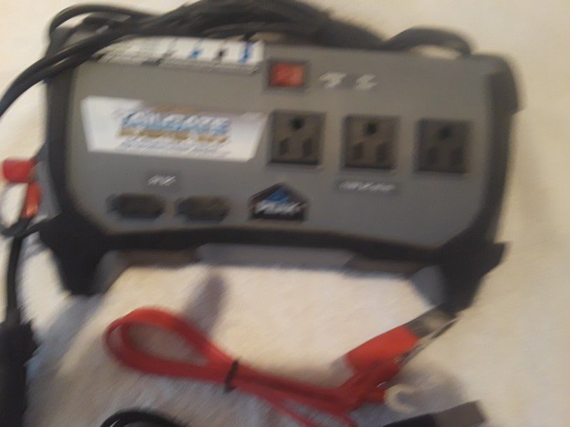 Power supply For Car Or Truck