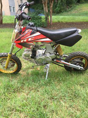 KC 70cc dirt bike runs good no problems for Sale in Bladensburg, MD