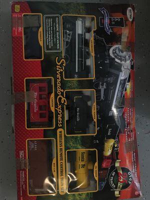 Silverado Express Train set for Sale in Roy, WA
