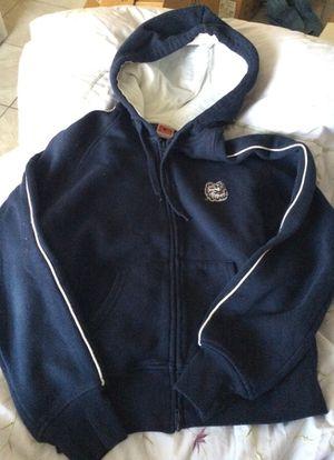 New, original UConn hooded zip up jacket for sale  Tulsa, OK
