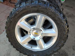 Photo LTZ 20 CHEVY 6 LUG