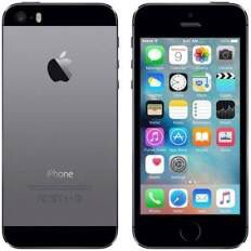 Verizon IPhone 5 32gb like new! Space gray, with purple otter box like case, another case and free lightning cord!!! for sale  Wichita, KS