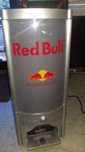 Red bull dispensing machine for Sale in Gaithersburg, MD