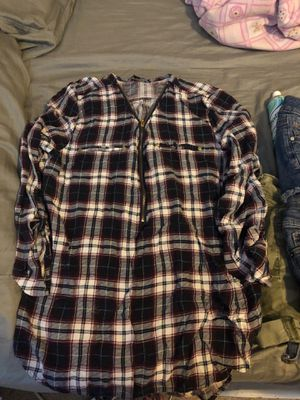 9f8db2f7e New and Used Plaid shirt for Sale in Casa Grande, AZ - OfferUp